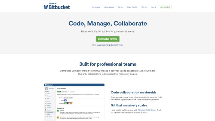 win環境でSourceTreeと連携するBitbucketを使ったGitのリモートリポジトリ作成手順のアイキャッチ画像