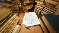 古書に埋もれたノート