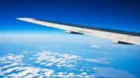 機上からの風景