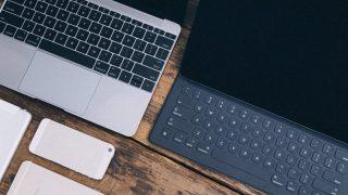 新旧二台のパソコン