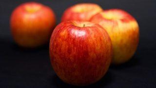 4つのリンゴ