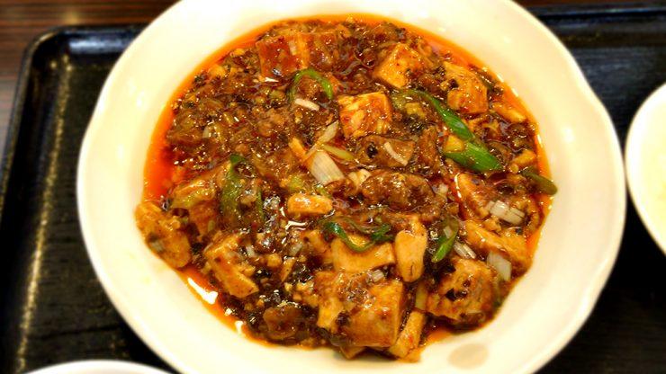 大阪市西区を放浪する 中華探訪記「中華食堂チリレンゲ」のアイキャッチ画像