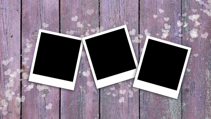 サムネイル画像が並ぶイメージ