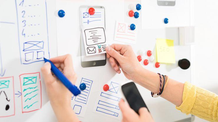 UIデザインツールFigmaのプロトタイプ機能を使ってみるのアイキャッチ画像